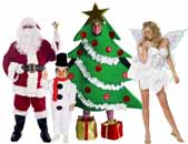 Christmas Fancy Dress Clothes