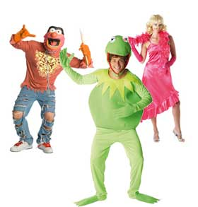 Muppets Fancy Dress Costumes  sc 1 st  Fancy Dress Clothes & Muppets Fancy Dress Costumes Kermit Fancy Dress Costume Fancy Dress ...