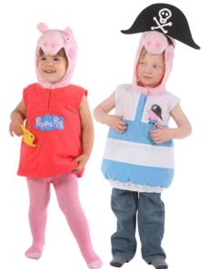 6f4df4b7b05a7 Peppa Pig Fancy Dress Costumes For Toddlers