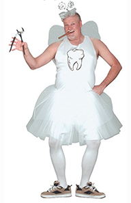 Tooth Fairy Fancy Dress Costume